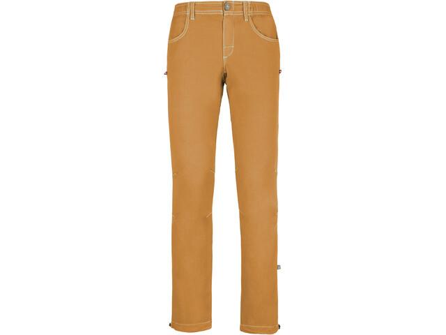 E9 Cipe Pantalon Femme, mustard